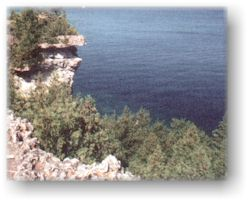 The Bruce Peninsula: Nancy Weese photo
