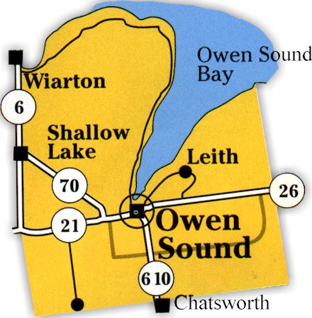 The City of Owen Sound and Area